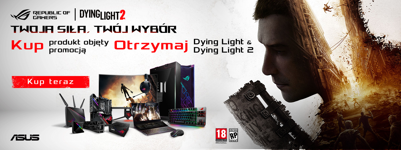 Asus x Dying Light